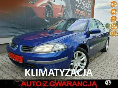 używany Renault Laguna II 2.0-16v bardzo ładny kolor super wyposażenie 1wł Niemcy II FL (2005-2007)