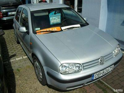 używany VW Golf IV z gazem IV (1997-2003)