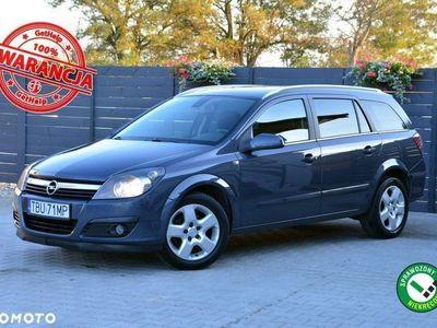 używany Opel Astra 1.7dm 101KM 2006r. 307 921km
