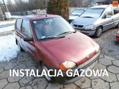 używany Fiat Seicento Seicento sprzedamlpg