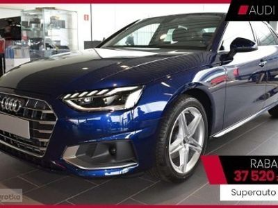 używany Audi A4 B9 Advanced 35 TFSI (150KM)   Zostań w domu, wszystko załatwimy za Cieb