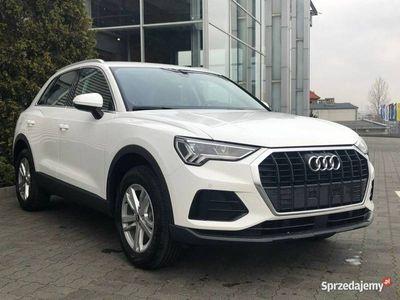 używany Audi Q3 Q335 TFSI 110 kW (150 KM) 6 biegów (2018-)