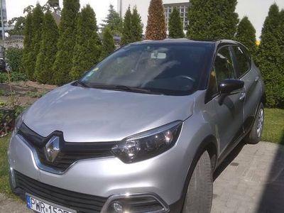 używany Renault Captur 1,5 DCI 90 KM ledy navi tablet