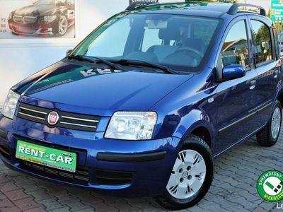 używany Fiat Panda Dynamic 1,2 60ps*Bezwypadkowy*Klima*Panoramadach*Serwis*DOINWESTOWANY* II (2003-2012)