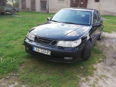 używany Saab 9-5 2.0t+LPG