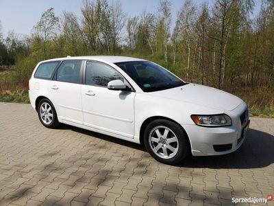 używany Volvo V50 1.6 D2 2010 r 6 biegów, lift, klimatronic, super e