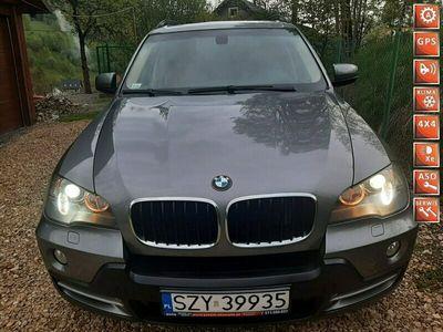 używany BMW X5 3,0 DIESEL 235 skóra navi x-drive E70 (2006-2013)