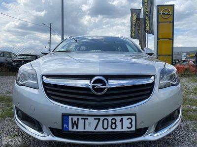 używany Opel Insignia II SALON PL/BEZWYP/KLIMATR/TEMP/KOMP/GRZ.FOT/AF/IDEAŁ