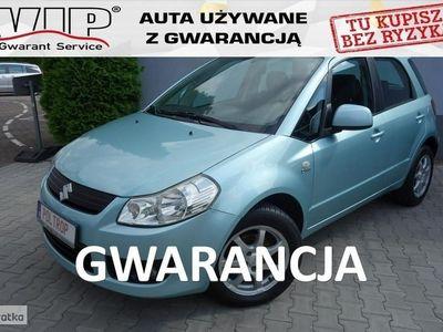 używany Suzuki SX4 I 1,9D Klima Alu Opłacony Bezwypadkowy rej.2008r. VIP Gwarancja