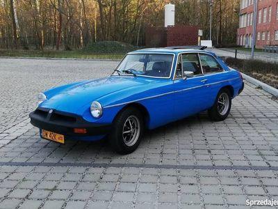 używany MG B GT 1978 klasyk zabytek sprawny stan BDB