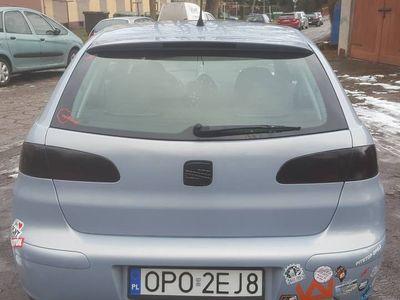używany Seat Ibiza III 2002r 1.2BENZYNA