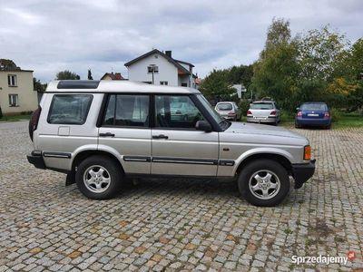 używany Land Rover Discovery 2.5TDI