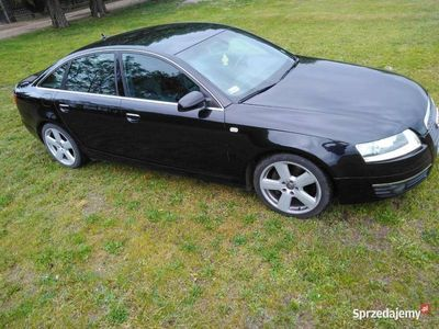 używany Audi A6 C6 2.0 TFSI 170KM