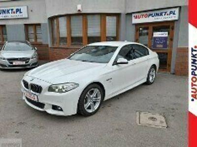 używany BMW 520 SERIA 5 M Pakiet d 190KM Xdrive, A/T Krajowy, I-właściciel, FV23%