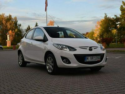 używany Mazda 2 1.3 Benzyna*Serwisowany*Gwarancja*Bogate Wyposażenie*Zadbane* II (2007-2014)