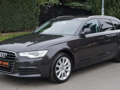 używany Audi A6 2dm 190KM 2014r. 119 180km