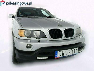 używany BMW X5 3dm 184KM 2003r. 355 349km