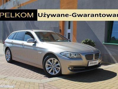 używany BMW 520 SERIA 5F10/F11 2.0 d*184KM*Xenony*Alu*Navi*1 właściciel*bezwypadkowy*FV