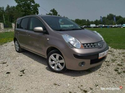 używany Nissan Note 1.6dm 110KM 2006r. 168 421km