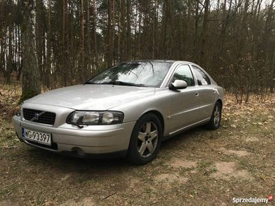 używany Volvo S60 2,3t T5 250km