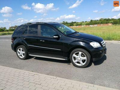 używany Mercedes ML280 3dm 218KM 2007r. 289 000km