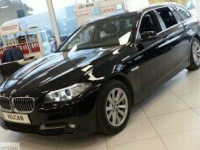 używany BMW 520 SERIA 52.0D 190KM Skórzana tapicerka Nawigacja LEDY F11 lift