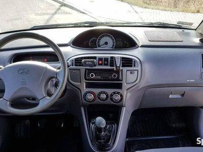 używany Hyundai Matrix