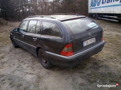 używany Mercedes C220 cdi niezawodny, ekonomiczny