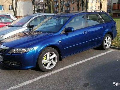 używany Mazda 6 sport exlusive 2006 2.0d 143KM