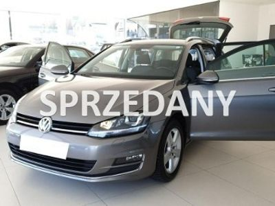 używany VW Golf VII Golf VII/ Salon Pl / Alu / FV 23% / Gwarancja!