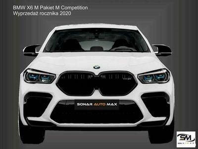używany BMW X6 M X6 MPakiet M Competition