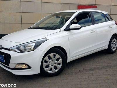 używany Hyundai i20 1.2dm 84KM 2018r. 29 900km