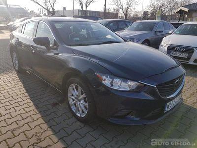używany Mazda 6 6 sedan (limuzyna)sedan (limuzyna)