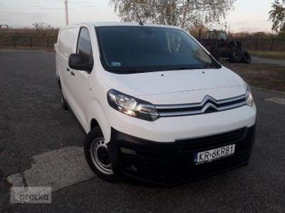używany Citroën Jumpy VAN 3 MIEJSCA 2.0HDi 150KM I WŁ.PRZEJĘCIE LEASINGU