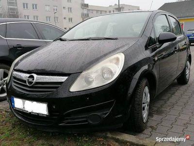 używany Opel Corsa D 1.2 80 km benzyna 139 tyś km, 2008 r.