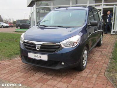 używany Dacia Lodgy Open 7 osobowy Salon PL 1,6 100 KM