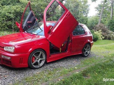 używany VW Golf III tuning jedyny taki egzemplarz