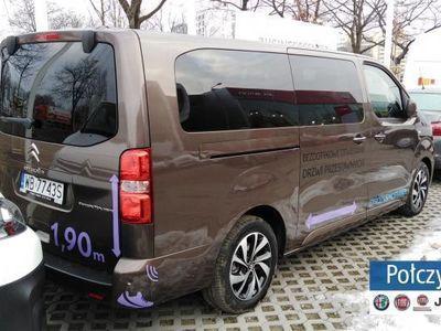 używany Citroën Spacetourer 2dm3 180KM 2018r. 3km 2.0 HDI 180KM 8 biegowy AUTOMAT 8 miejscowy