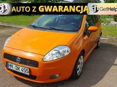 używany Fiat Grande Punto 1.9dm 130KM 2006r. 140 000km