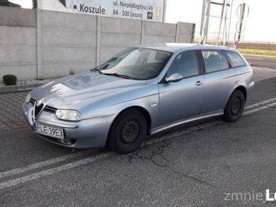 używany Alfa Romeo 156 1.9 JTD 140 KM Sportwagon garażowany