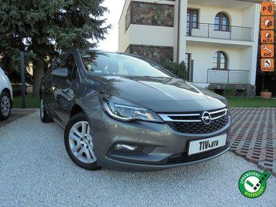 używany Opel Astra 1.4dm 125KM 2017r. 29 000km