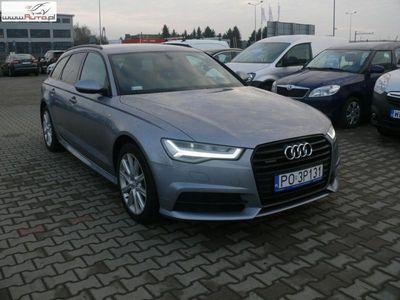 używany Audi A6 3dm3 218KM 2016r. 117 000km # PO3P131 # Quattro # S-line # S-tronic # Salon Polska