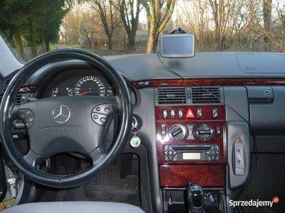 używany Mercedes E270 E270