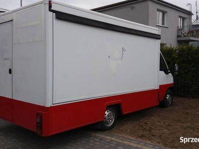 używany Fiat Ducato Autosklep Food truck Lada chłodnicza 2002r