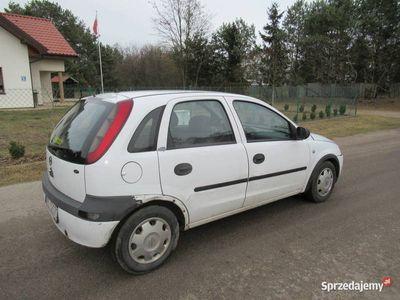 używany Opel Corsa C 1.2 GAZ SEKWENCJA WSPOMAGANIE OKAZJA