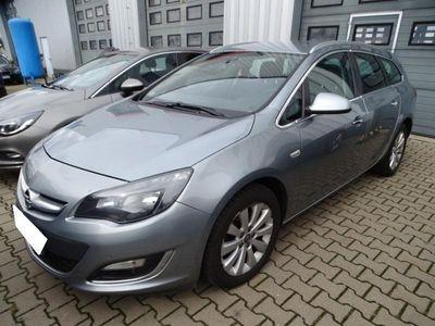 używany Opel Astra Astra 1.7dm3 131KM 2013r. 188 463km1.7 CDTI 131KM- SW, FV 23%, Gwarancja!!