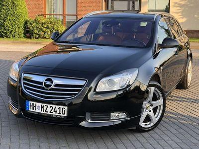 używany Opel Insignia 2dm 194KM 2012r. 177 890km