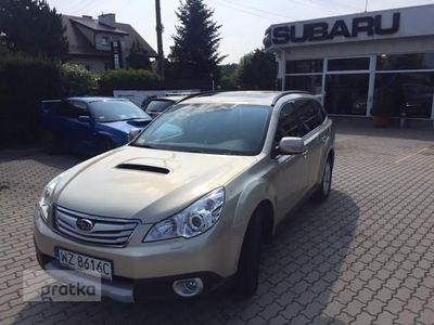 używany Subaru Outback 2.0 diesel, Active, salon Polska,bezwypadkowy
