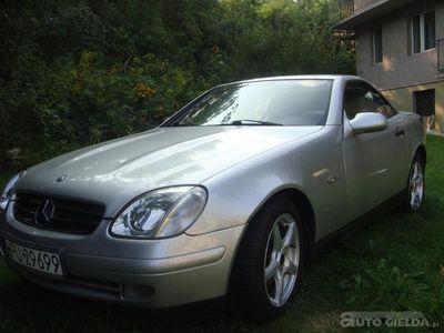 używany Mercedes SLK200 SLK 200 KABRIOLETKABRIOLET