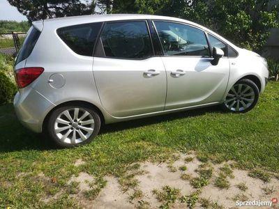 używany Opel Meriva B